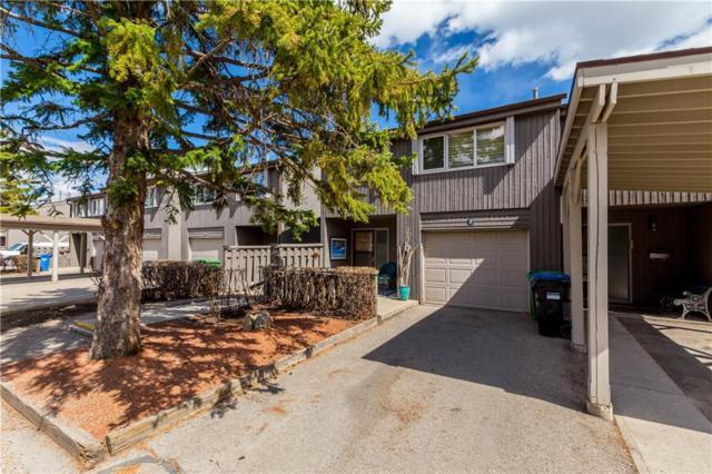 2225 Oakmoor Drive SW #7, Calgary, AB T2V 4N6 (#C4241744) :: Redline Real Estate Group Inc