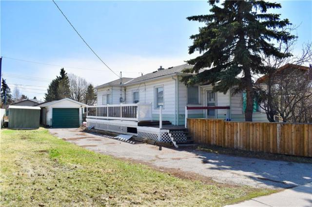 129 Centre Avenue SE, Airdrie, AB T4B 1H6 (#C4241753) :: Redline Real Estate Group Inc
