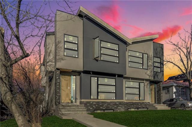 1628 18 Avenue NW, Calgary, AB T2M 0X1 (#C4241758) :: Redline Real Estate Group Inc