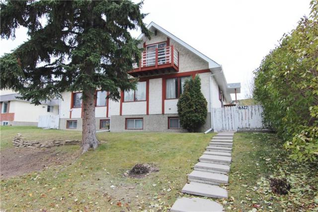 6327 Tregillus Street NW, Calgary, AB T2K 3T4 (#C4241781) :: Redline Real Estate Group Inc