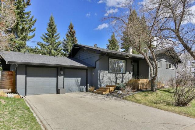 3304 Caribou Drive NW, Calgary, AB T2L 0S5 (#C4241802) :: The Cliff Stevenson Group
