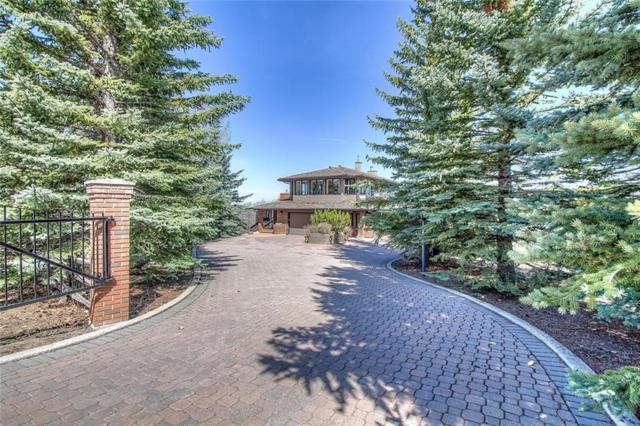 150 Elbow River Road, Rural Rocky View County, AB T3Z 2V2 (#C4241837) :: Virtu Real Estate