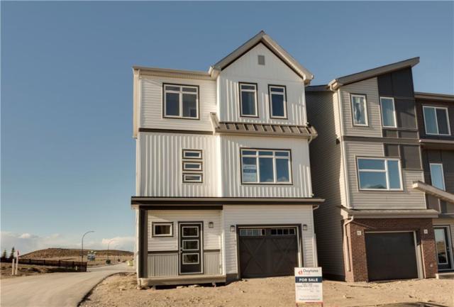 232 Lucas Manor NW, Calgary, AB T3P 1H9 (#C4241855) :: The Cliff Stevenson Group
