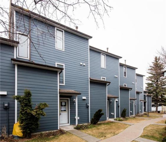 204 Grier Terrace NE #2, Calgary, AB T2K 5Y7 (#C4241868) :: Redline Real Estate Group Inc