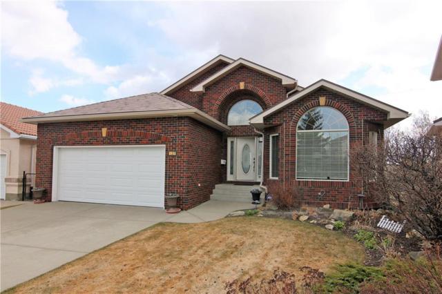137 Hamptons Gardens NW, Calgary, AB T3A 5X5 (#C4241919) :: Redline Real Estate Group Inc