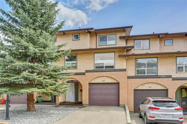 1011 Canterbury Drive SW #40, Calgary, AB T2W 2S8 (#C4241935) :: The Cliff Stevenson Group