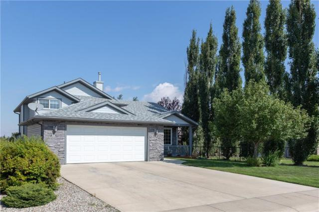 150 Hillview Road, Strathmore, AB T1P 1W2 (#C4241955) :: The Cliff Stevenson Group