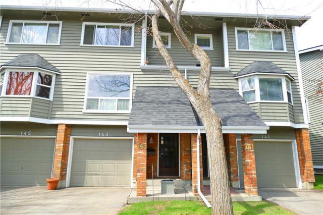 143 Woodglen Grove SW, Calgary, AB T2W 4J9 (#C4242026) :: Redline Real Estate Group Inc
