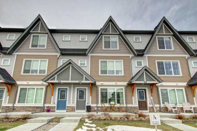 250 Fireside View #1804, Cochrane, AB T4C 2M2 (#C4242048) :: Redline Real Estate Group Inc