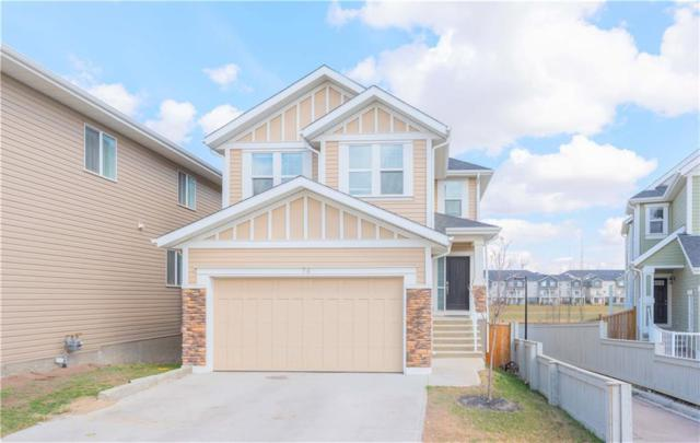 74 Redstone Cove NE, Calgary, AB T3N 0N1 (#C4242080) :: Redline Real Estate Group Inc