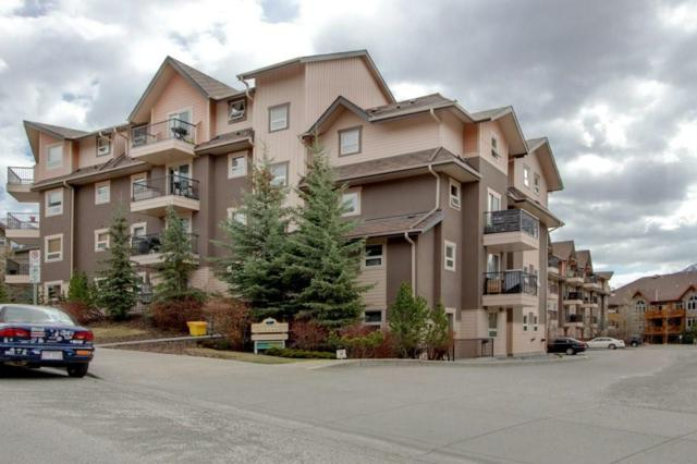 186 Kananaskis Way #305, Canmore, AB T1W 0A2 (#C4242095) :: Redline Real Estate Group Inc