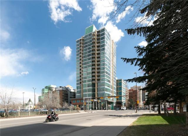 888 4 Avenue SW #1001, Calgary, AB T2P 0V2 (#C4242107) :: The Cliff Stevenson Group