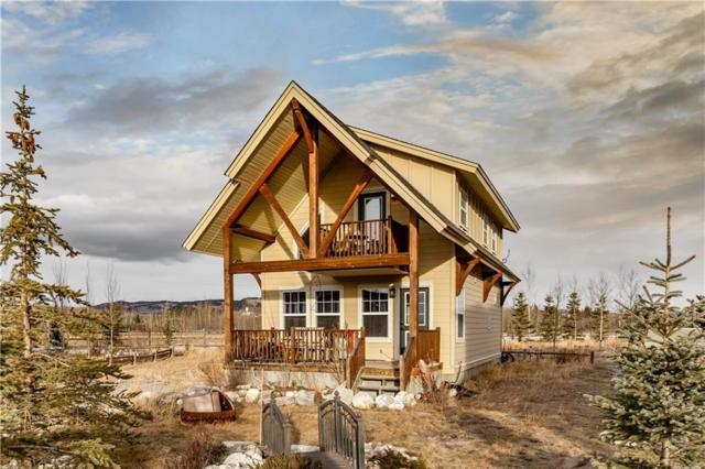 212 Cottageclub Crescent, Rural Rocky View County, AB T2K 1B3 (#C4242148) :: The Cliff Stevenson Group