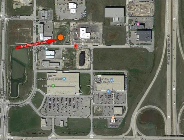 504 Gateway Road NE, Airdrie, AB T4B 0J6 (#C4242182) :: The Cliff Stevenson Group