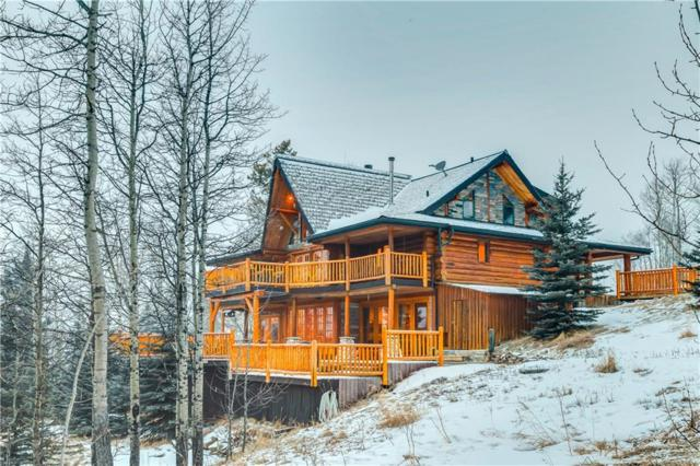 74196 Forestry Trunk Road, Rural Bighorn M.D., AB T4C 2B8 (#C4242190) :: Canmore & Banff