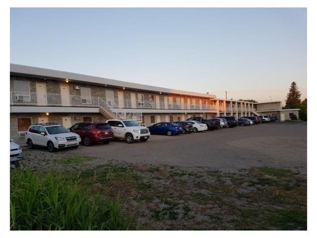 848 Main Street, Cardston, AB T0K 0K0 (#C4242261) :: Redline Real Estate Group Inc