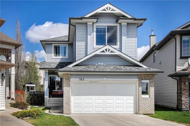 143 Tuscany Meadows Court NW, Calgary, AB T3L 2L3 (#C4242264) :: The Cliff Stevenson Group