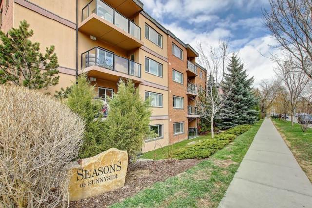 728 3 Avenue NW #403, Calgary, AB T2N 0J1 (#C4242299) :: Redline Real Estate Group Inc