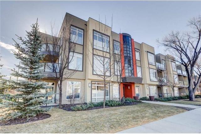 540 34 Street NW #105, Calgary, AB T2N 2X7 (#C4242305) :: Redline Real Estate Group Inc