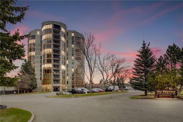 20 Coachway Road SW #251, Calgary, AB T3H 1E6 (#C4242323) :: Redline Real Estate Group Inc