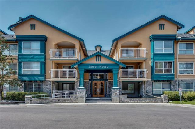 25 Richard Place SW #316, Calgary, AB T3E 7N1 (#C4242325) :: Redline Real Estate Group Inc