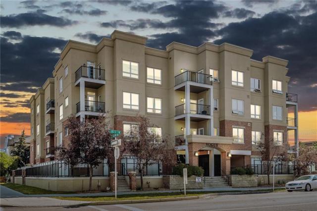 1108 15 Street SW #308, Calgary, AB T3C 1E8 (#C4242327) :: The Cliff Stevenson Group