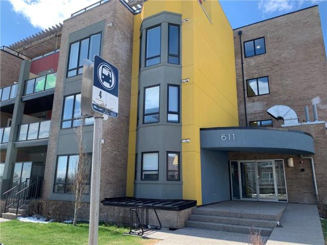 611 Edmonton Trail NE #207, Calgary, AB T2E 3J3 (#C4242348) :: Redline Real Estate Group Inc