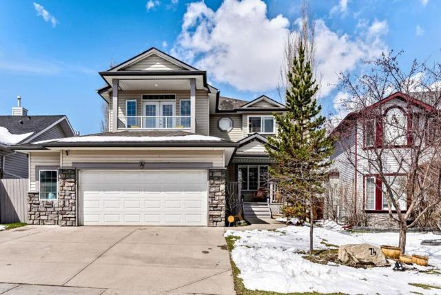 74 Sheep River Crescent, Okotoks, AB T1S 1T7 (#C4242358) :: Calgary Homefinders