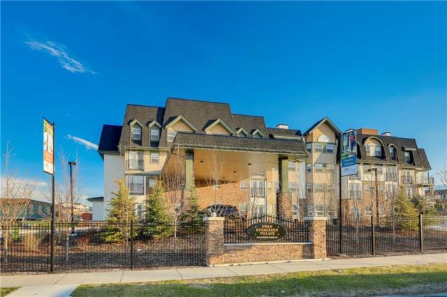 2635 Eversyde Avenue SW #209, Calgary, AB T2Y 5G9 (#C4242387) :: Redline Real Estate Group Inc