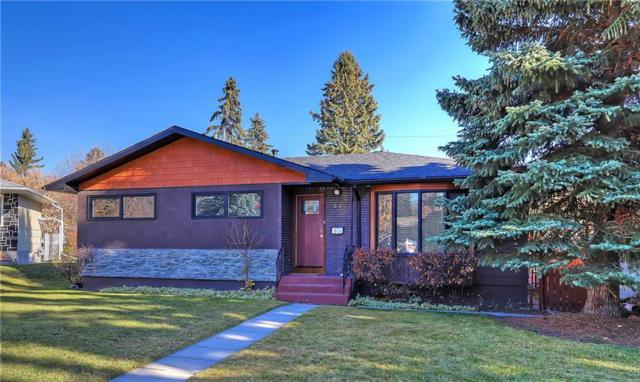 44 Cuthbert Place NW, Calgary, AB T2L 0S9 (#C4242391) :: The Cliff Stevenson Group