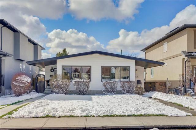 413 35 Avenue NW, Calgary, AB T2K 0C2 (#C4242400) :: The Cliff Stevenson Group