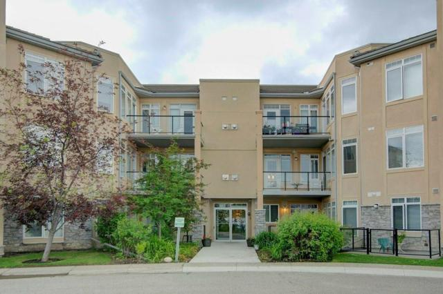 2121 98 Avenue SW #206, Calgary, AB T2V 4S6 (#C4242491) :: The Cliff Stevenson Group