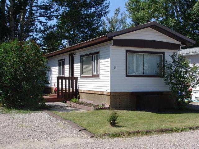 134 Village Way #3, Strathmore, AB T1P 1A2 (#C4242513) :: Virtu Real Estate