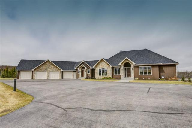 43 North Valley Boulevard, Rural Rocky View County, AB T3R 1H9 (#C4242551) :: The Cliff Stevenson Group