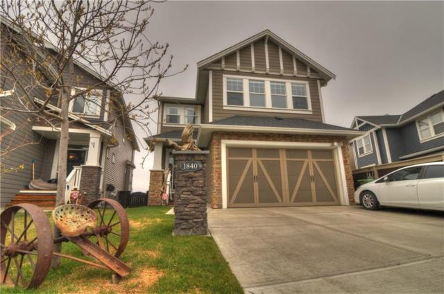 1840 Reunion Terrace NW, Airdrie, AB T4B 3X1 (#C4242556) :: The Cliff Stevenson Group