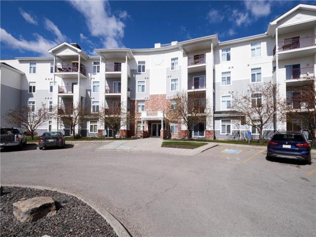 8 Country Village Bay NE #114, Calgary, AB T3K 5J7 (#C4242561) :: The Cliff Stevenson Group