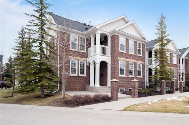 10 St Julien Drive SW #12, Calgary, AB T2T 6E2 (#C4242572) :: Redline Real Estate Group Inc