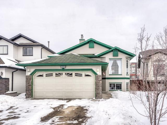 464 Stonegate Road NW, Airdrie, AB T4B 3A1 (#C4242606) :: Redline Real Estate Group Inc