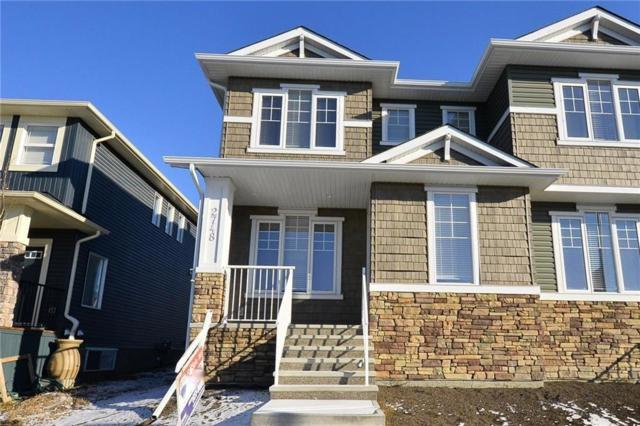 2748 Kings Heights Gate, Airdrie, AB T4A 0W4 (#C4242622) :: The Cliff Stevenson Group