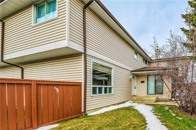 1155 Falconridge Drive NE #60, Calgary, AB T3J 1E1 (#C4242650) :: Redline Real Estate Group Inc