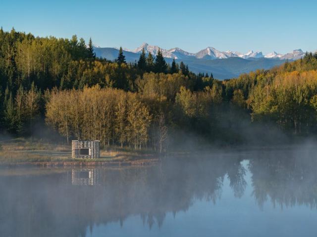 31 Carraig Ridge, Rural Bighorn M.D., AB T0L 1N0 (#C4242700) :: Canmore & Banff