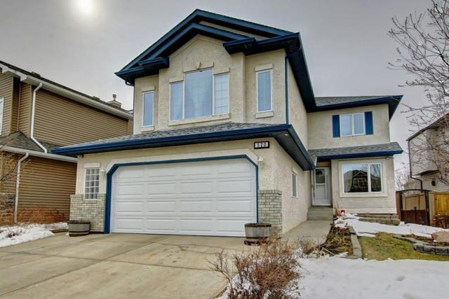 520 Tanner Drive SE, Airdrie, AB T4A 2E7 (#C4242731) :: The Cliff Stevenson Group