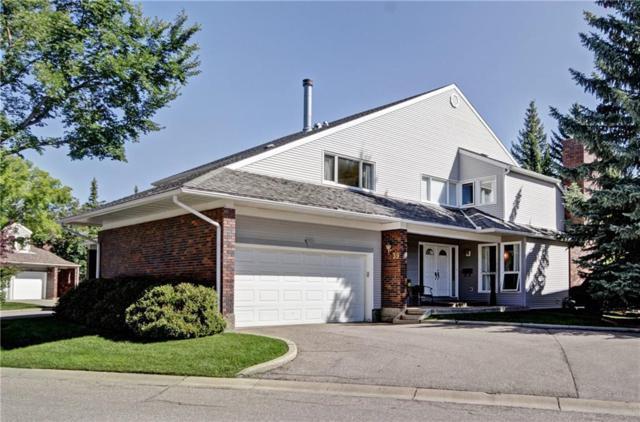 275 Woodridge Drive SW #39, Calgary, AB T2W 4S4 (#C4242733) :: Redline Real Estate Group Inc