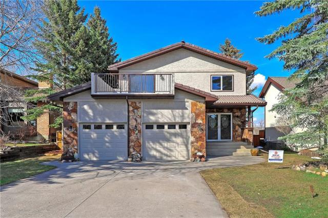 68 Deerbrook Road SE, Calgary, AB T2J 6L6 (#C4242748) :: The Cliff Stevenson Group