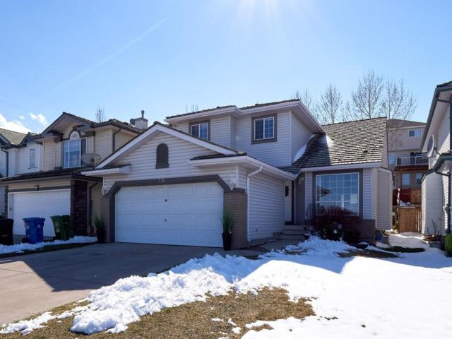 336 Harvest Hills Drive NE, Calgary, AB T3K 4H7 (#C4242822) :: The Cliff Stevenson Group