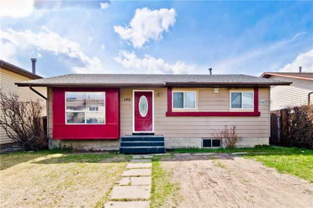 140 Castleridge Road NE, Calgary, AB T3J 2W1 (#C4242857) :: The Cliff Stevenson Group