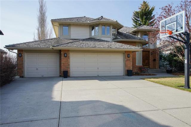 127 Hawkside Close NW, Calgary, AB T3G 3K8 (#C4242861) :: Redline Real Estate Group Inc