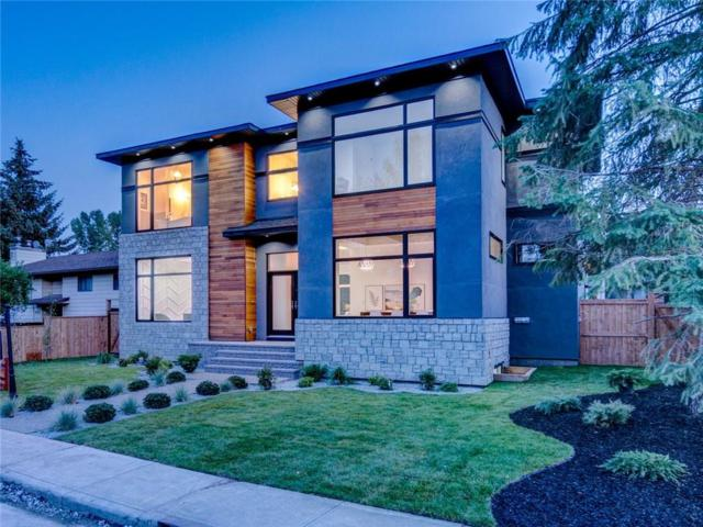 6007 Bowwater Crescent NW, Calgary, AB T3B 2E5 (#C4242866) :: The Cliff Stevenson Group