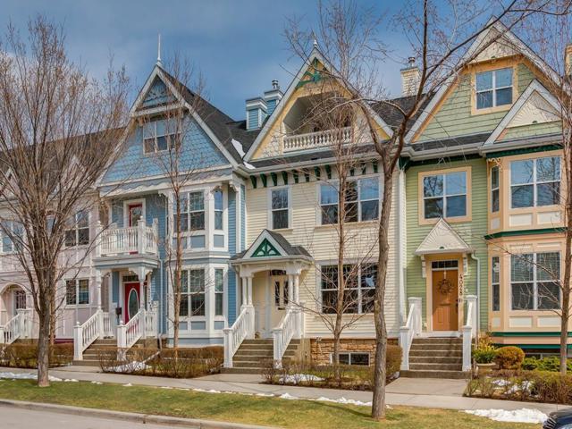 4026 Garrison Boulevard SW, Calgary, AB T2T 6J6 (#C4242929) :: Redline Real Estate Group Inc