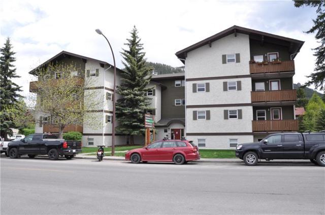 136 Beaver Street #302, Banff, AB T1L 1E3 (#C4242943) :: Canmore & Banff